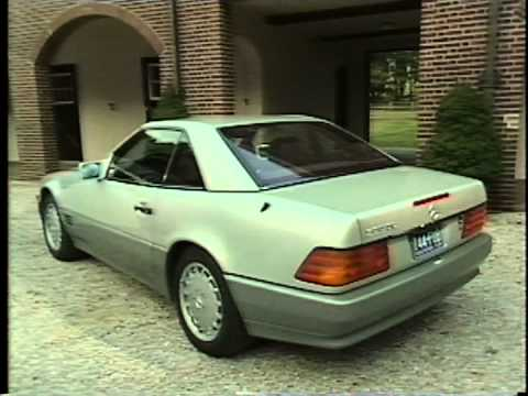 1991 mercedes r129 sl owner 39 s manual supplement vhs tape. Black Bedroom Furniture Sets. Home Design Ideas
