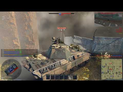 War Thunder Epic Thunder Sound Mod in Combat