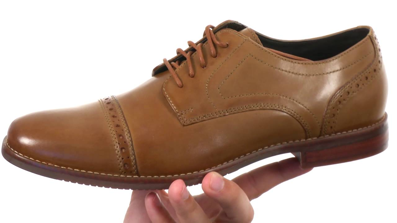 Rockport Style Purpose Perf Wingtip 1B12dld