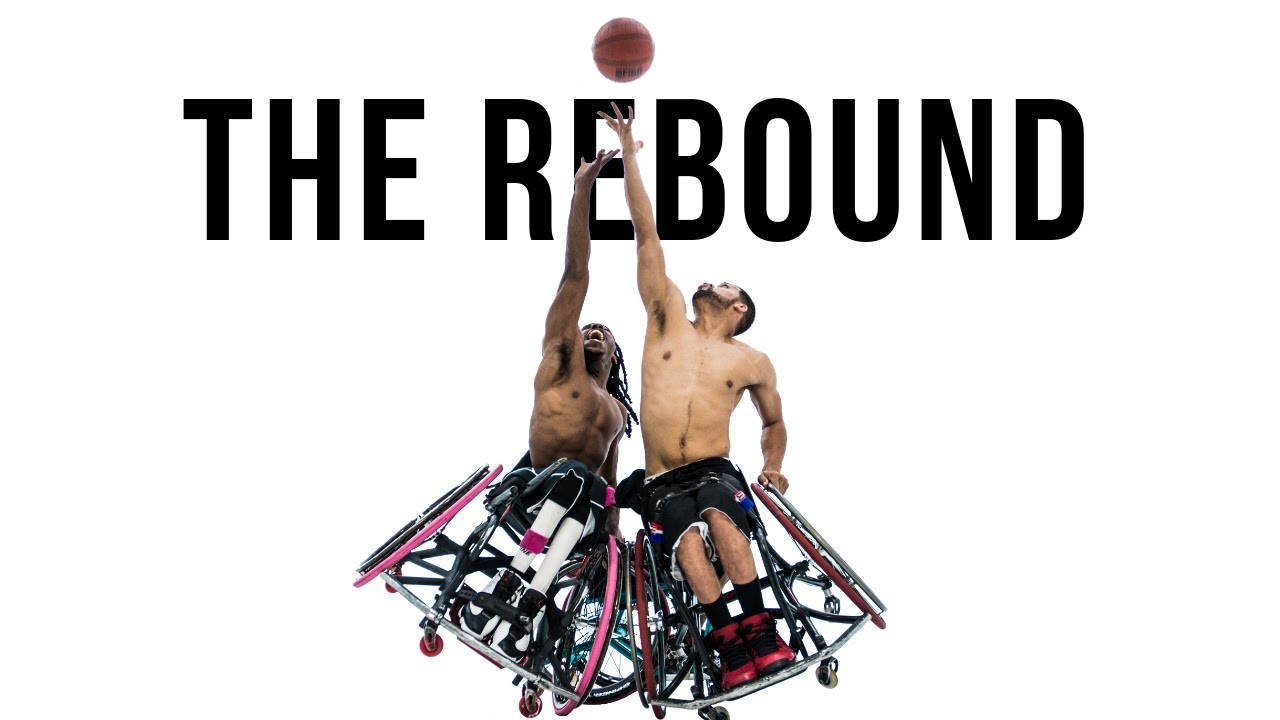 Download The Rebound: A Wheelchair Basketball Story (Trailer #2)