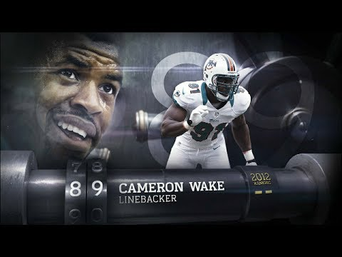 #89: Cameron Wake (LB, Dolphins) | Top 100 Players of 2013 | NFL