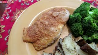 Jen's Awesome Baked Chicken Recipe + Gluten Free Option