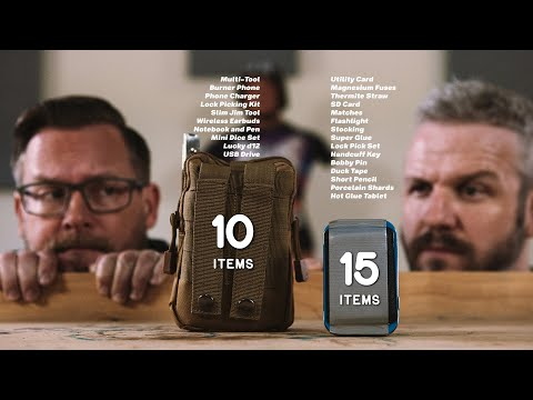 Building A Rogue's Everyday Carry Kit