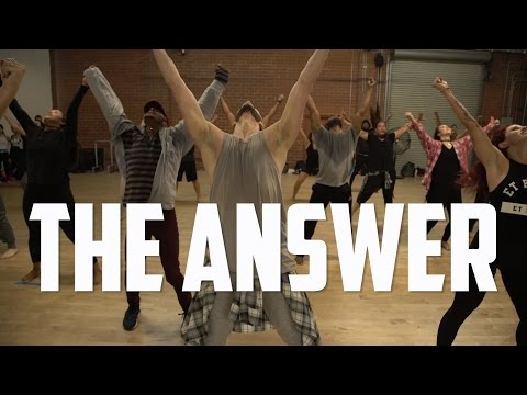 The Answer Let Love Win ft Maddie Ziegler  Brian Friedman Choreo  In memory of Andre Fuentes