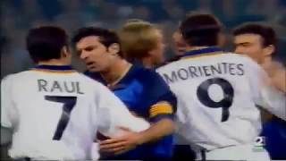 Real Madrid vs FC. Barcelona (1999/2000) | Partido Completo