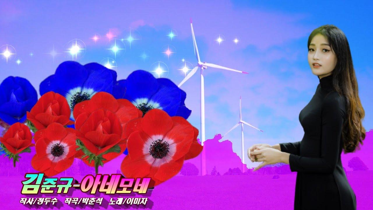 김준규/아네모네(작사/정두수 작곡/박춘석).