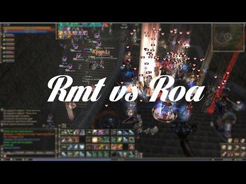 "Gran Kain. RMT vs ROA by Silver R. ""Xsi"""