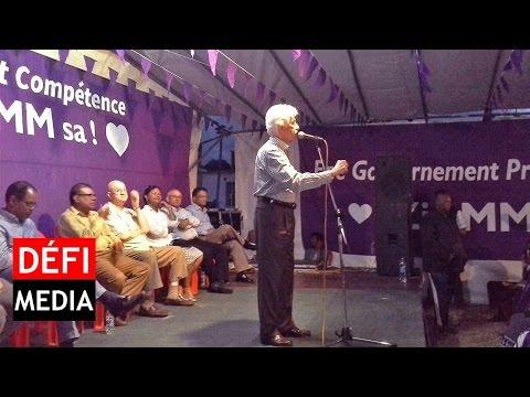 Paul Bérenger : «L'alliance Lepep a trahi la population»