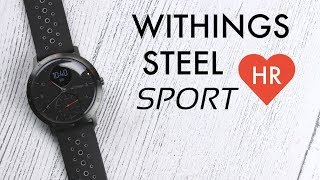 Withings Steel HR Review!