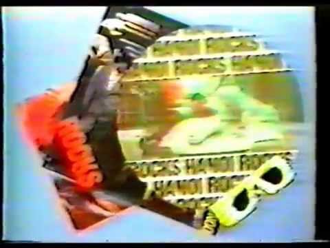 Hanoi Rocks - Don't You Ever Leave Me (UK TV Advertisement, 1984)
