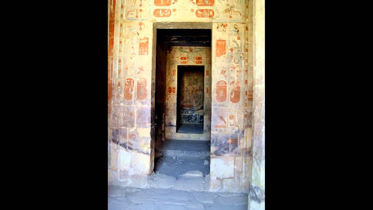 Agypten Gemalde Agyptische Malerei Auf Papyrus Handgemalt Aquarell