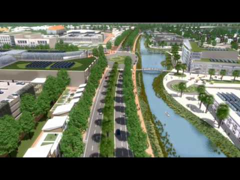 Solar City Florida >> Babcock Ranch 100 Solar Powered City Youtube