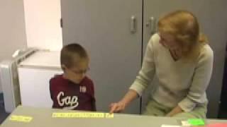 Kindergarten Math Assessment  Student 1