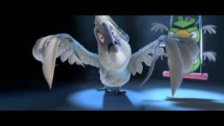 Angry Birds Rio Nigel Mashup