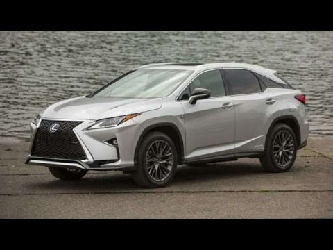 10 Things You Need To Know About The 2016 Lexus Rx 450h