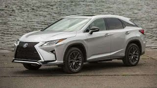 Lexus RX 450h 2016 Videos