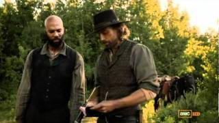 Hell On Wheels - Cullen & Elam Shootout - From Episode 07