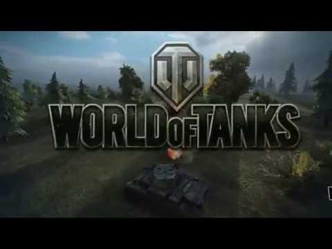 World of Tanks - The Server That Time Forgot