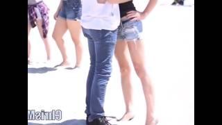 Video prank kissing ganas ||HOT 18++||