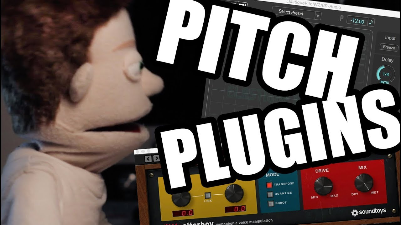 Best Pitch Shifting VST Plugins & Mixing Tips