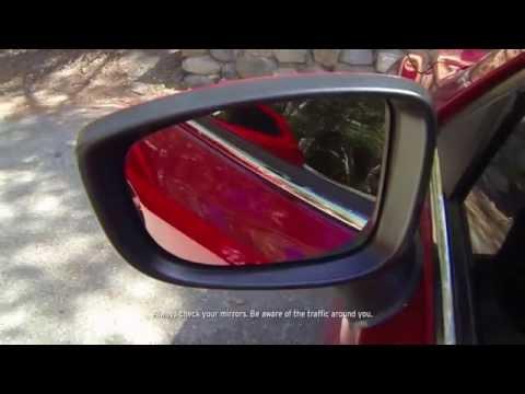 Courtenay Mazda: Blind Spot Monitoring System Mazda CX-5