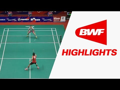 Macau Open 2017 | Badminton F – Highlights