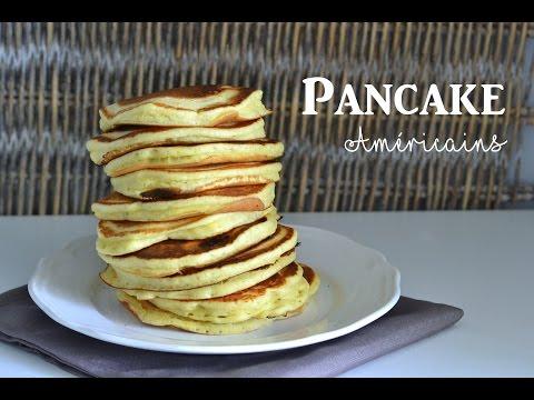 pancake-américain-recette-facile