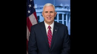 VP Pence Likens Trump To Teddy Roosevelt- Speech In Panama-(Audio Only)