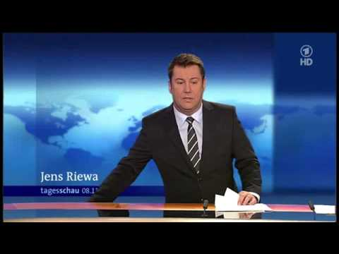 tagesschauPanne 08.11.2012