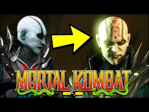 What Is The Meaning Behind Quan Chi S Tattoos Mortal Kombat