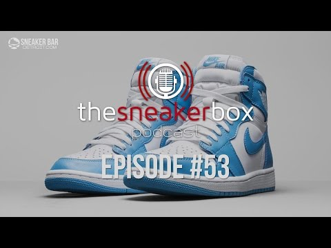"""The Sneaker Box: Episode 53 - """"WTF"""""""