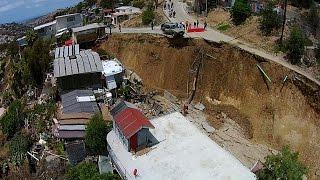 Se derrumban 19 casas en Anexa Miramar