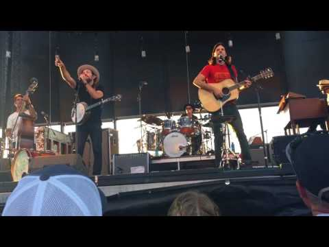The Avett Brothers - No Hard Feelings, Gorge Amphitheater, 7/22/17