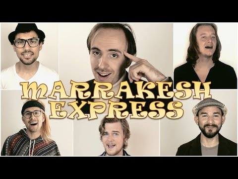 Accent - Marrakesh Express (Crosby, Stills & Nash Cover)