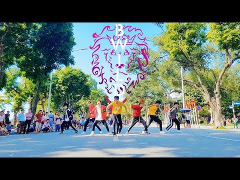 [KPOP IN PUBLIC CHALLENGE] EXO(엑소) - Power(파워) Dance Cover By B-Wild From Vietnam