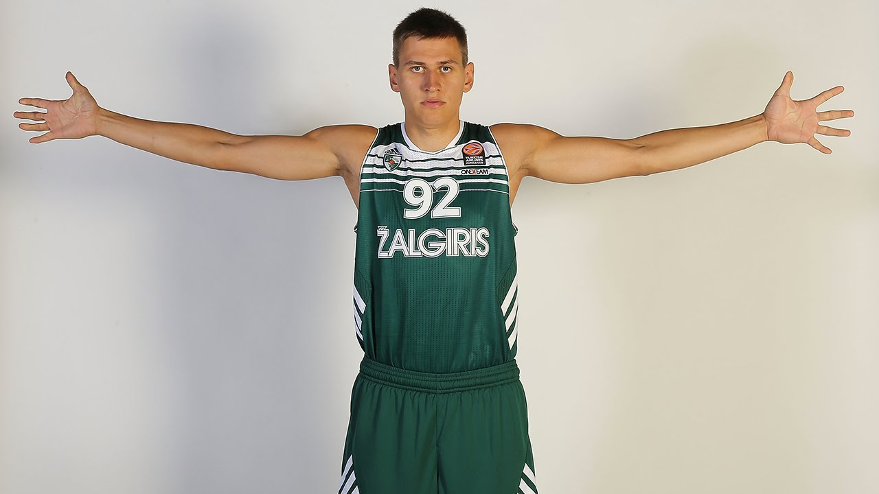 Edgaras Ulanovas Steal of the Night Edgaras Ulanovas Zalgiris Kaunas