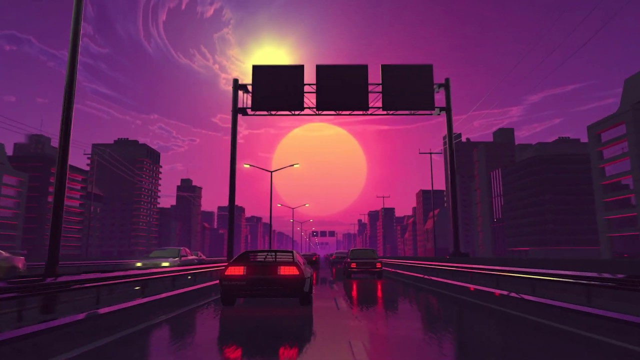 ASTRO - A Synthwave Mix [Chillwave - Retrowave - Synthwave] - YouTube