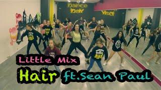 Little Mix - Hair ft. Sean Paul  Mika Sanrio