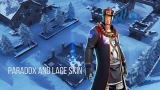 Paradox and Lace Fortnite Skin Review