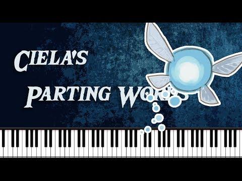 Synthesia [Piano Tutorial] The Legend of Zelda Phantom Hourglass - Ciela's Parting Words mp3