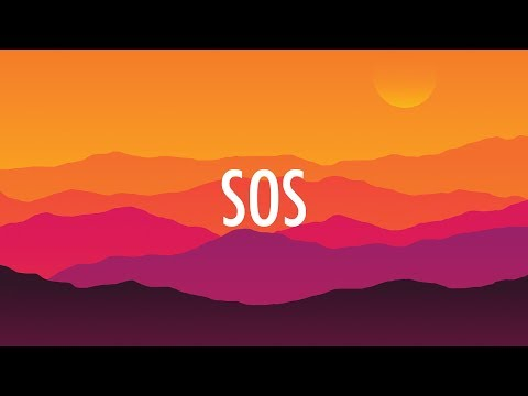 Avicii, Aloe Blacc – SOS (Lyrics) 🎵