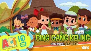 Gambar cover Lagu Cingcangkeling - Animasi Cerita Indonesia (ACI)