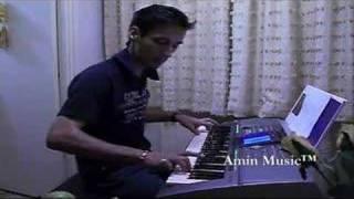Gole Hayahoo - Fereydoon - Keyboard