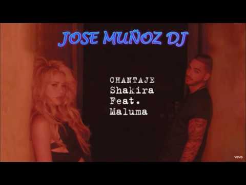 Chantaje  Shakira ft Maluma1