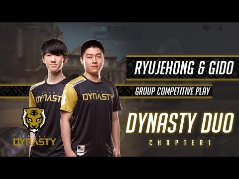 [Duo Play] Ryujehong & Gido(류제홍 문기도 듀오 플레이) Part 1