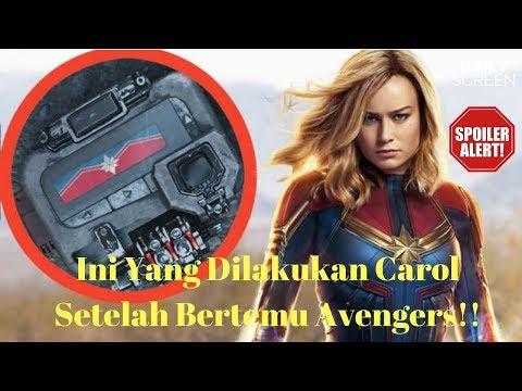 Penjelasan Adegan Mid Credit dan Post Credit Dari Film Captain Marvel