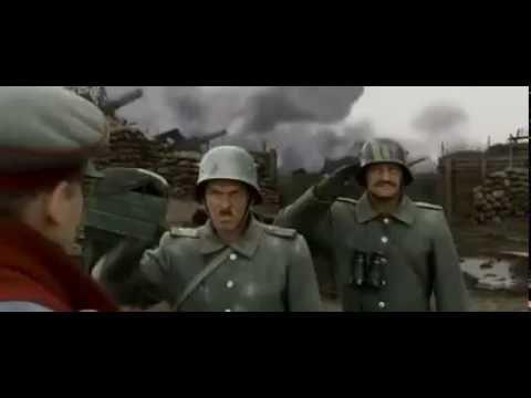 Baron von Richthofen suggests to von Hindenburg the advisability of German surrender