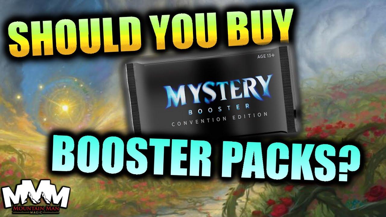 Pack Fresh M//NM Mystery Booster MTG Magic Hornet Nest