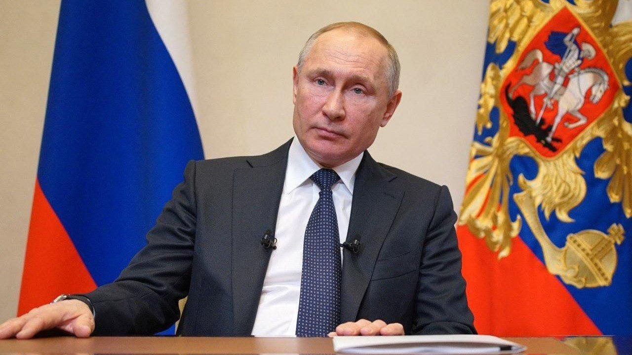 Путин: Каникулы с сохранением зарплаты продлены до 30 апреля (ВИДЕО)