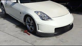 Fixing 350z Wheel Bearing & Axle!